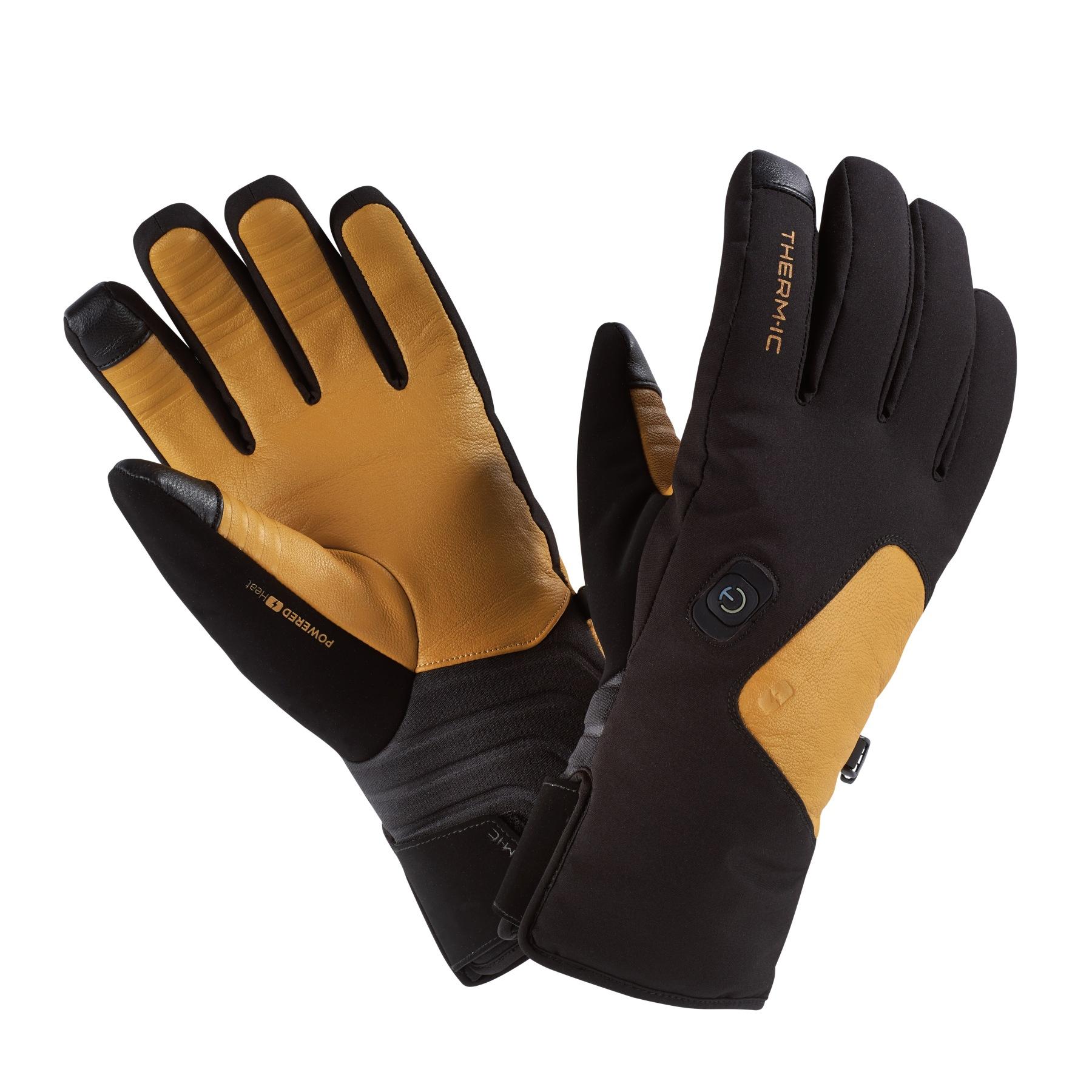 Bild von therm-ic Power Gloves Ski Light Beheizbare Handschuhe - Schwarz