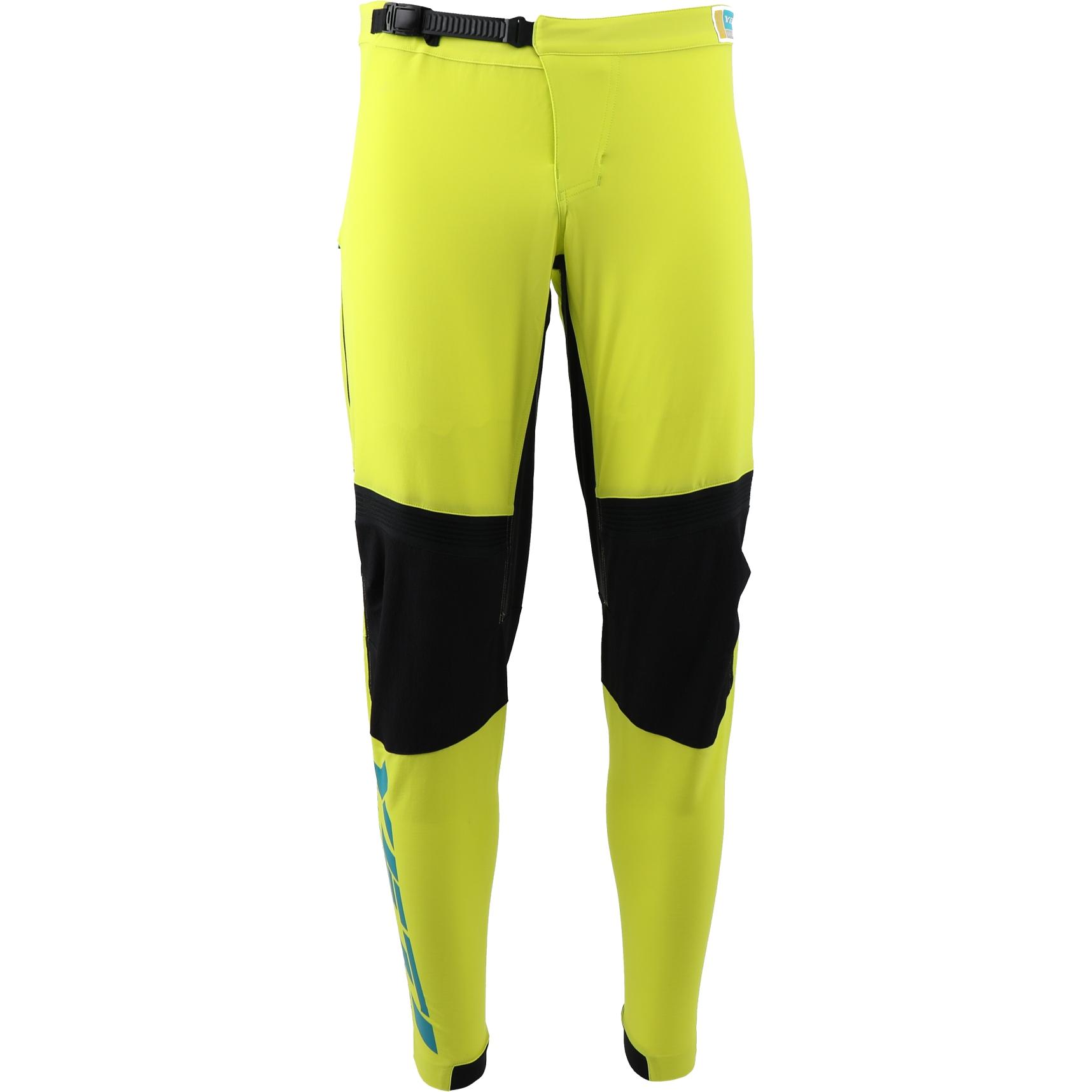 Yeti Cycles Renegade Ride Pants - Lime