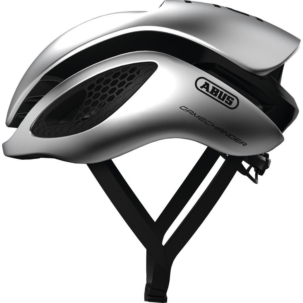 ABUS GameChanger Casco - gleam silver