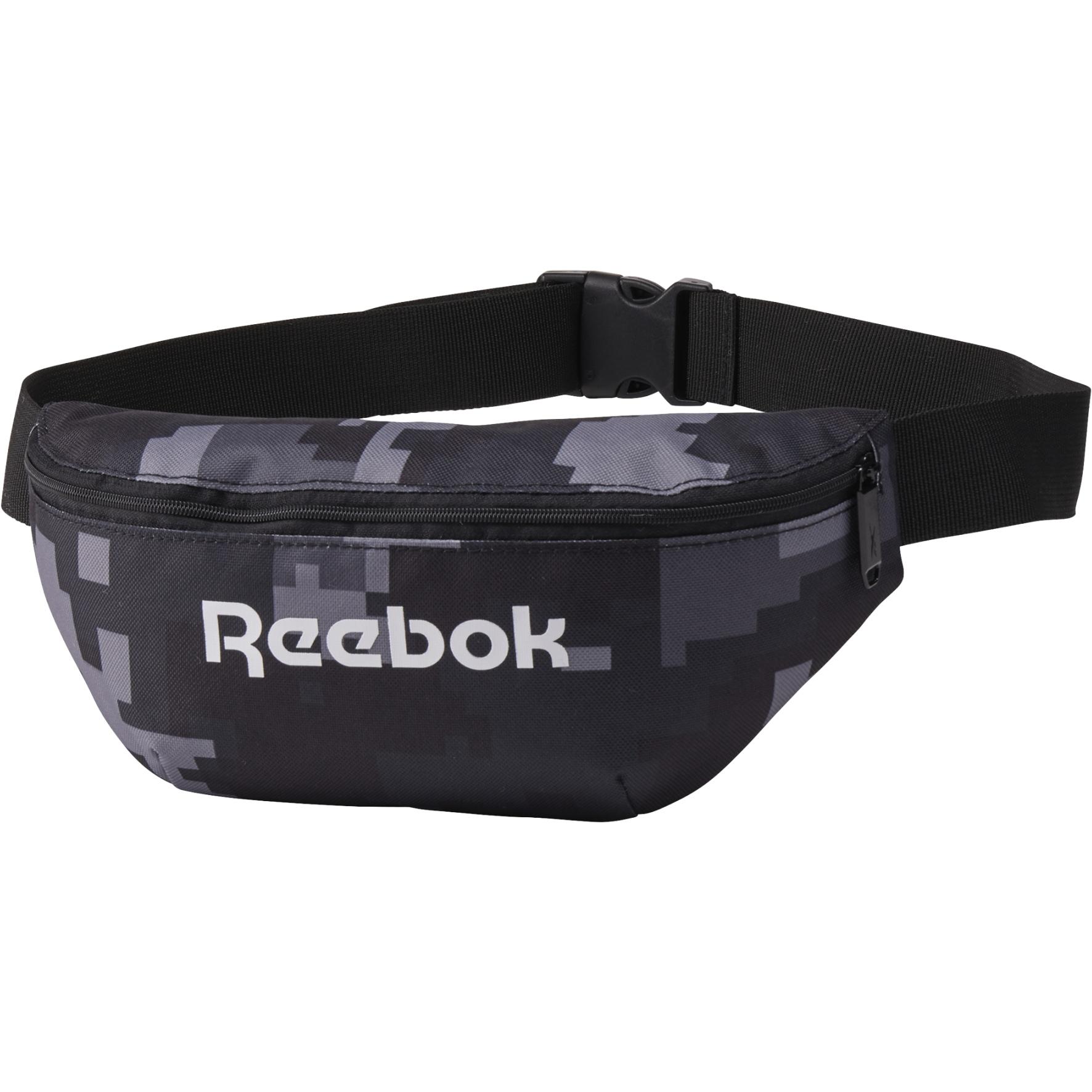Reebok Act Core Graphic Waist Bag - black