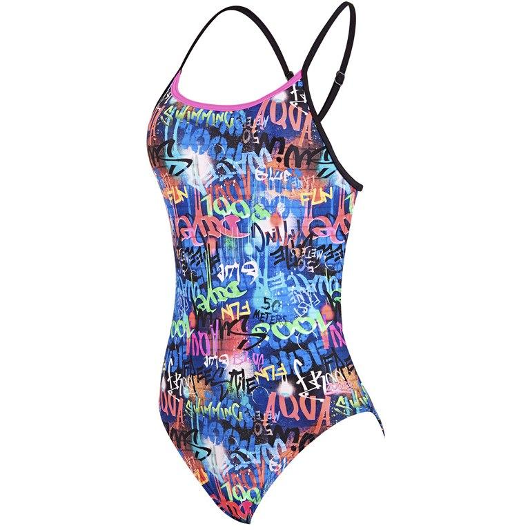 Zoggs Saber Starback Swimsuit Badeanzug - multi
