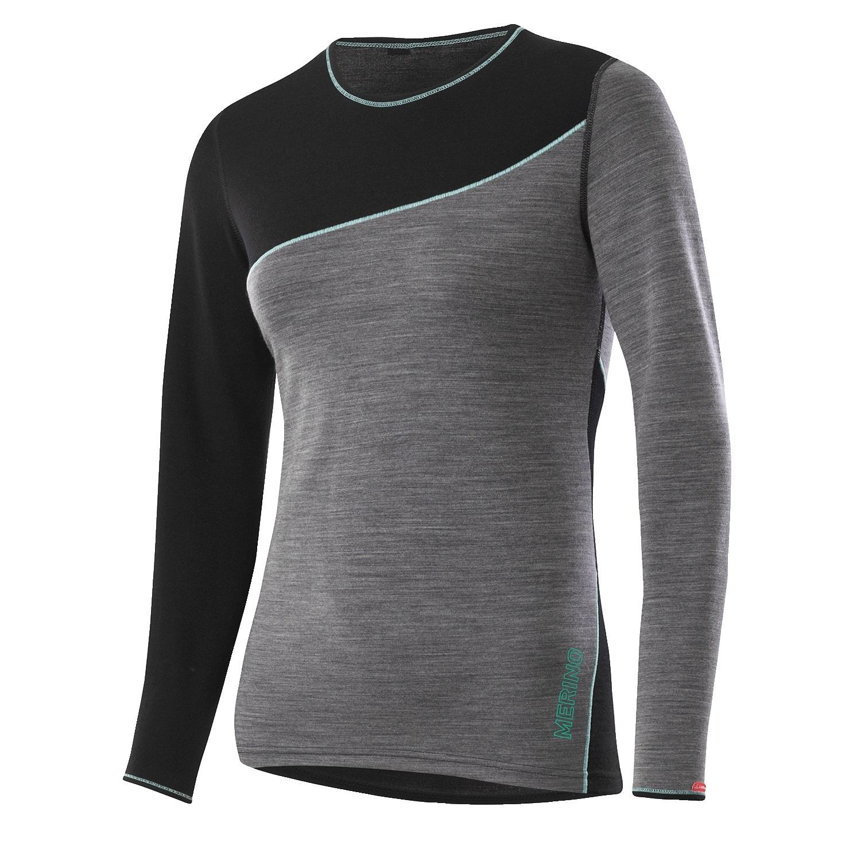 Löffler Long Sleeve Shirt Transtex Merino Women 24178 - black 999