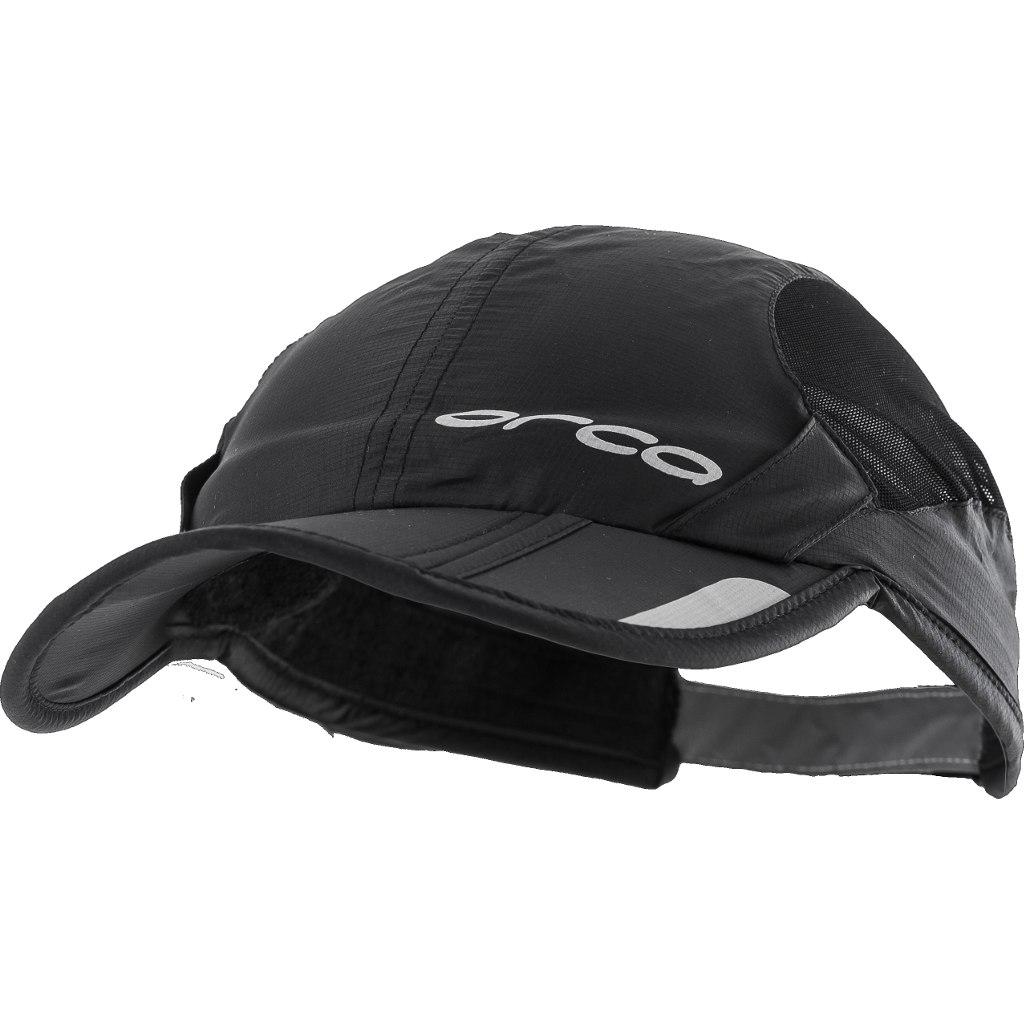 Produktbild von Orca Foldable Cap Faltbare Mütze Unisex - black