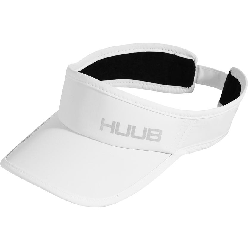 Produktbild von HUUB Design Run Visor - weiß