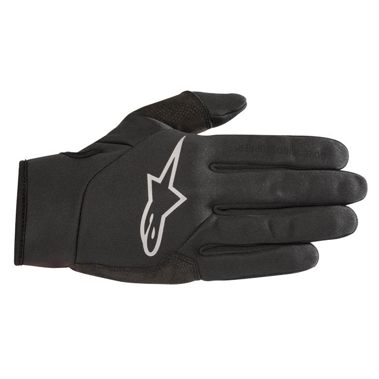 Alpinestars Cascade Gore-Tex Infinium Windstopper Glove - black/mid gray