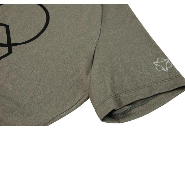 Image of AGU MTB Jersey Short Sleeve - melange grey
