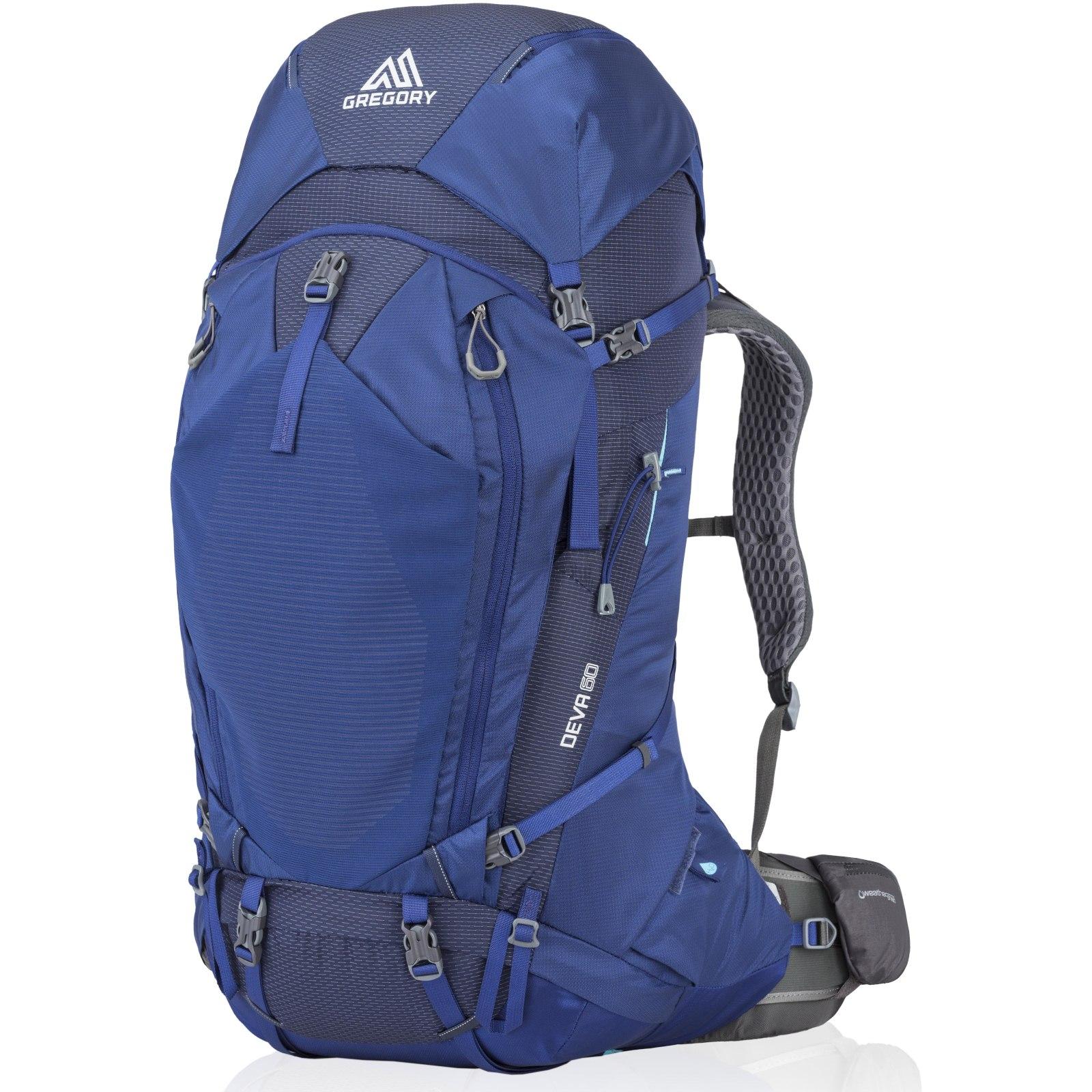 Gregory Deva 60 Women's Backpack - Nocturne Blue
