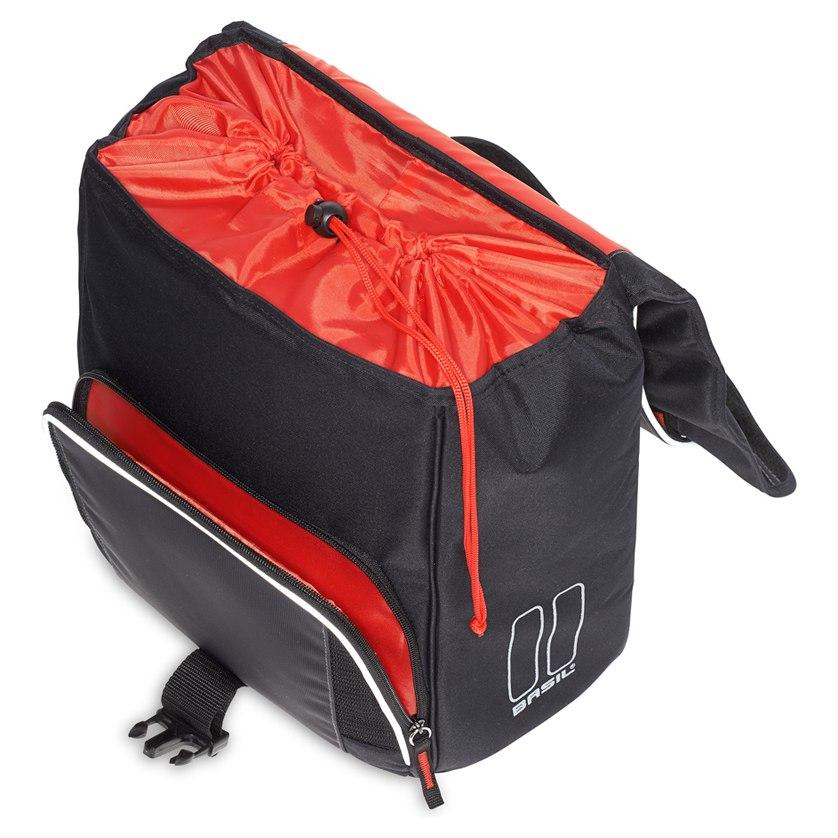 Image of Basil Sport Design Commuter Bag - black