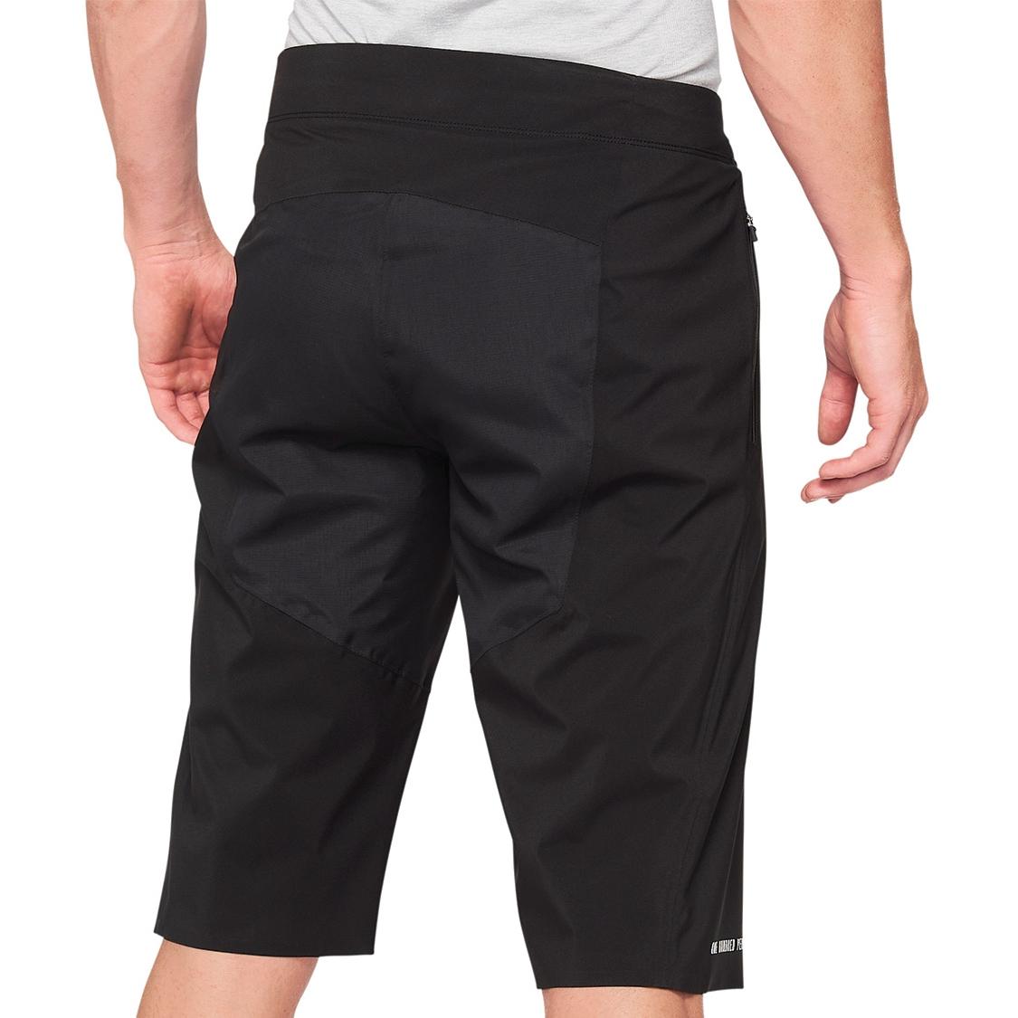 Imagen de 100% Hydromatic Shorts Pantalones - black