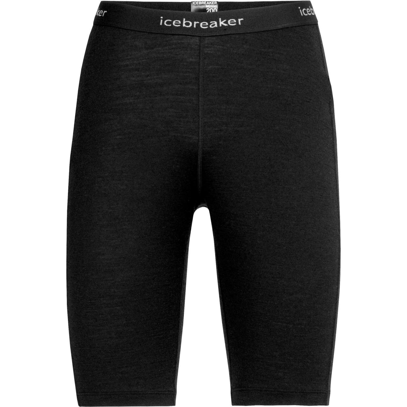 Produktbild von Icebreaker 200 Oasis Damen Shorts - Black