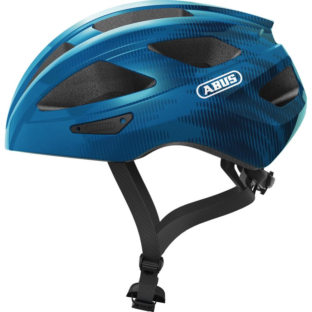 ABUS Macator Casco - steel blue