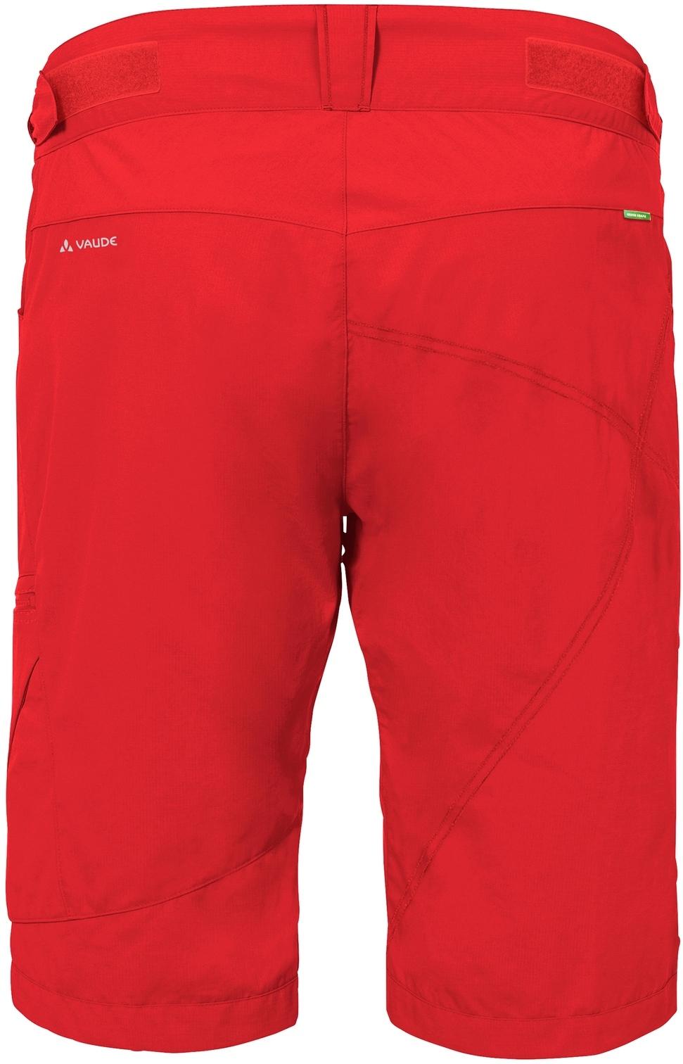 Bild von Vaude Tamaro Shorts - mars red
