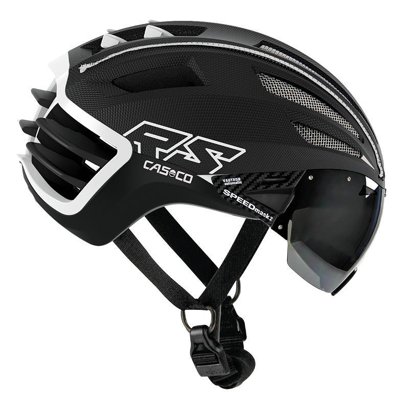 Casco SPEEDairo 2 RS - Helmet with visor - black