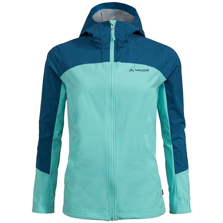 Vaude Women's Skarvan Softshell Jacket II - breeze