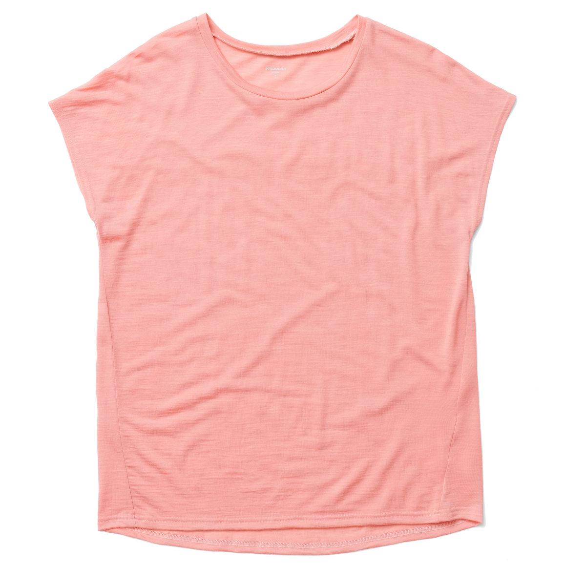 Houdini Women's Activist Tee - Beaker Pink