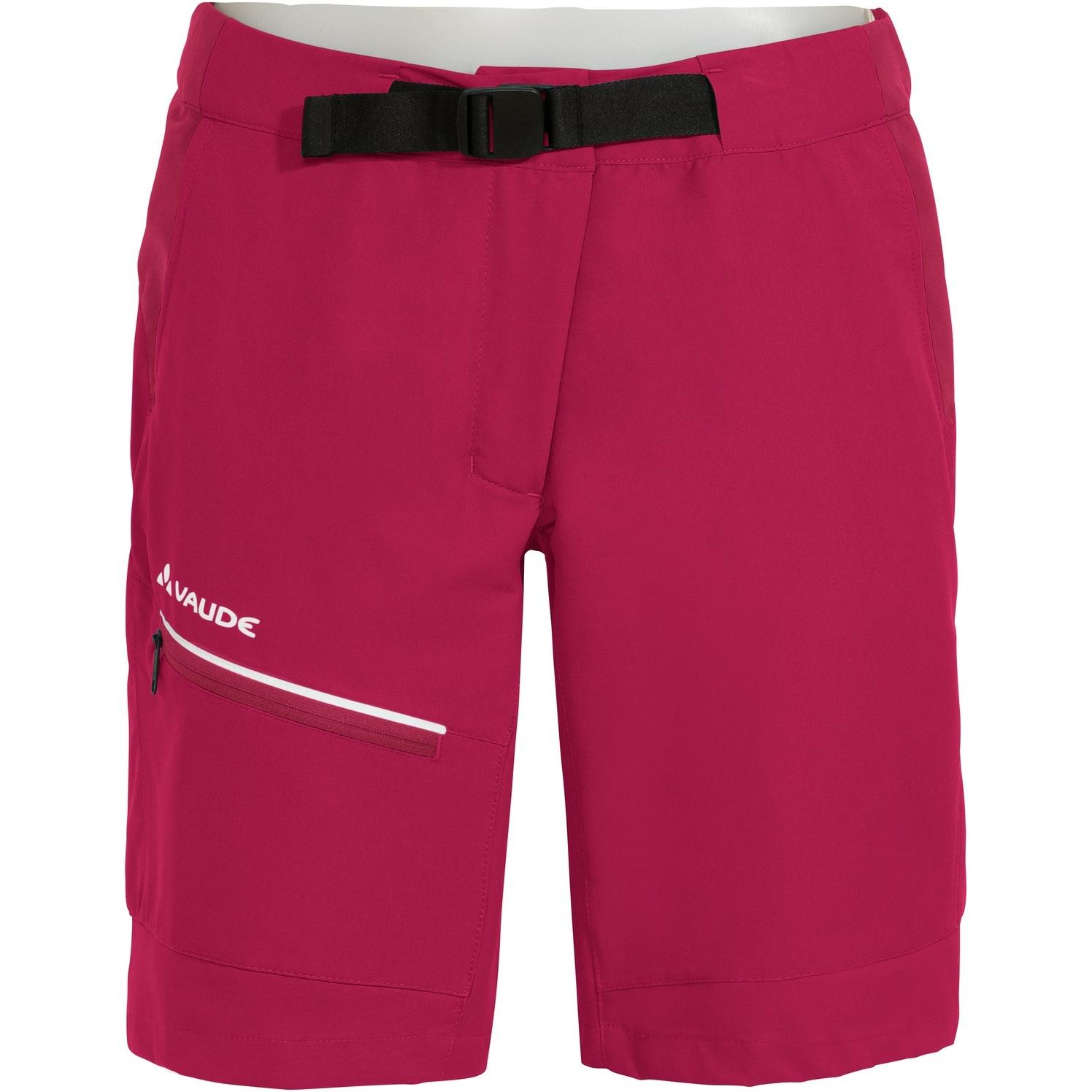 Vaude Women's Tekoa Shorts II - crimson red