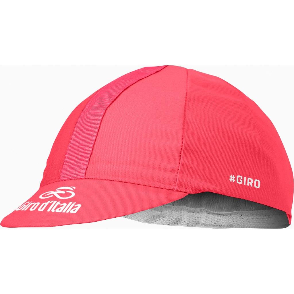Castelli Giro d'Italia 2021 #Giro Cycling Cap - rosa giro 025