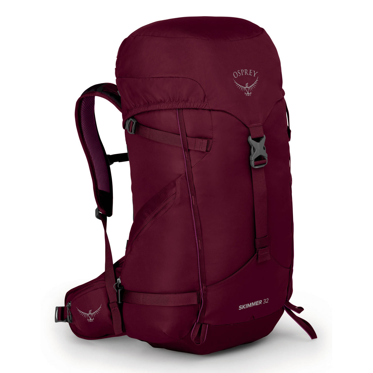 Osprey Skimmer 32 - Backpack - Plum Red