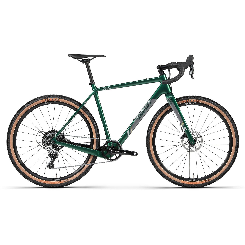 Bombtrack Hook Ext C - 650B Carbon Cross/Gravel/Roadbike - 2021 - glossy dark green