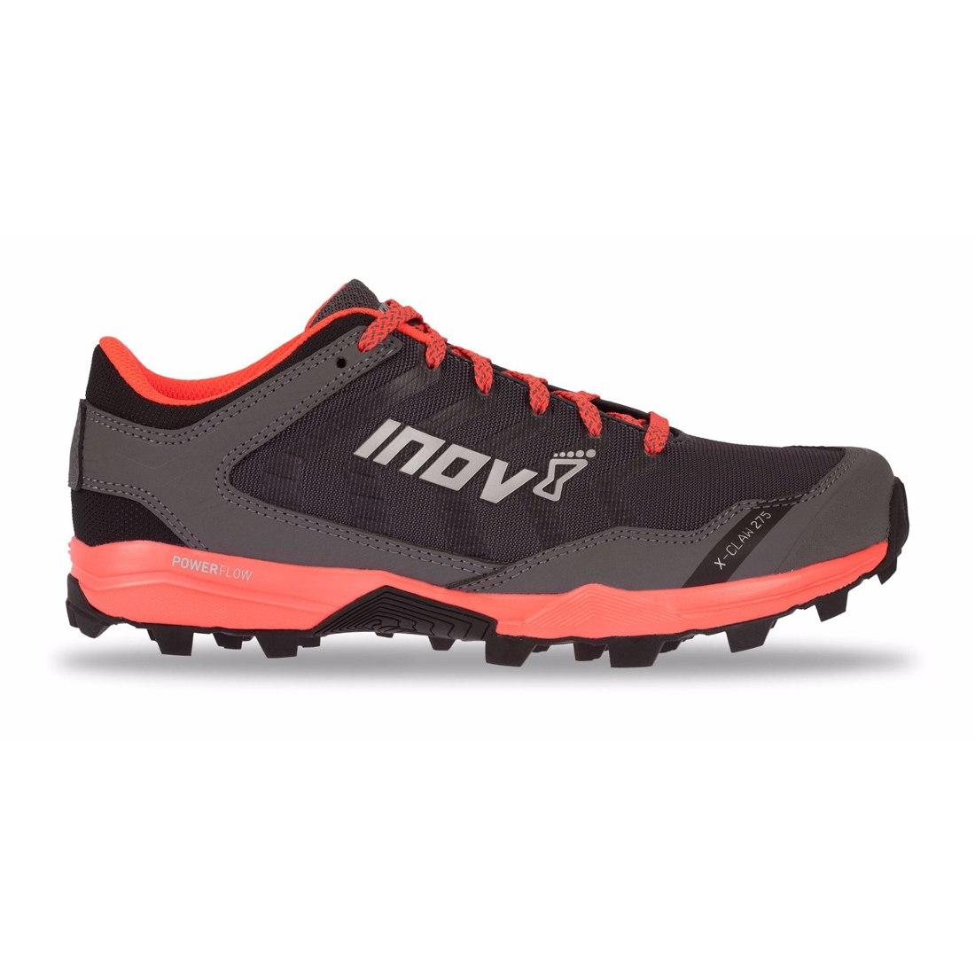 Produktbild von Inov-8 X-Claw 275 Damen-Laufschuh - grey/coral