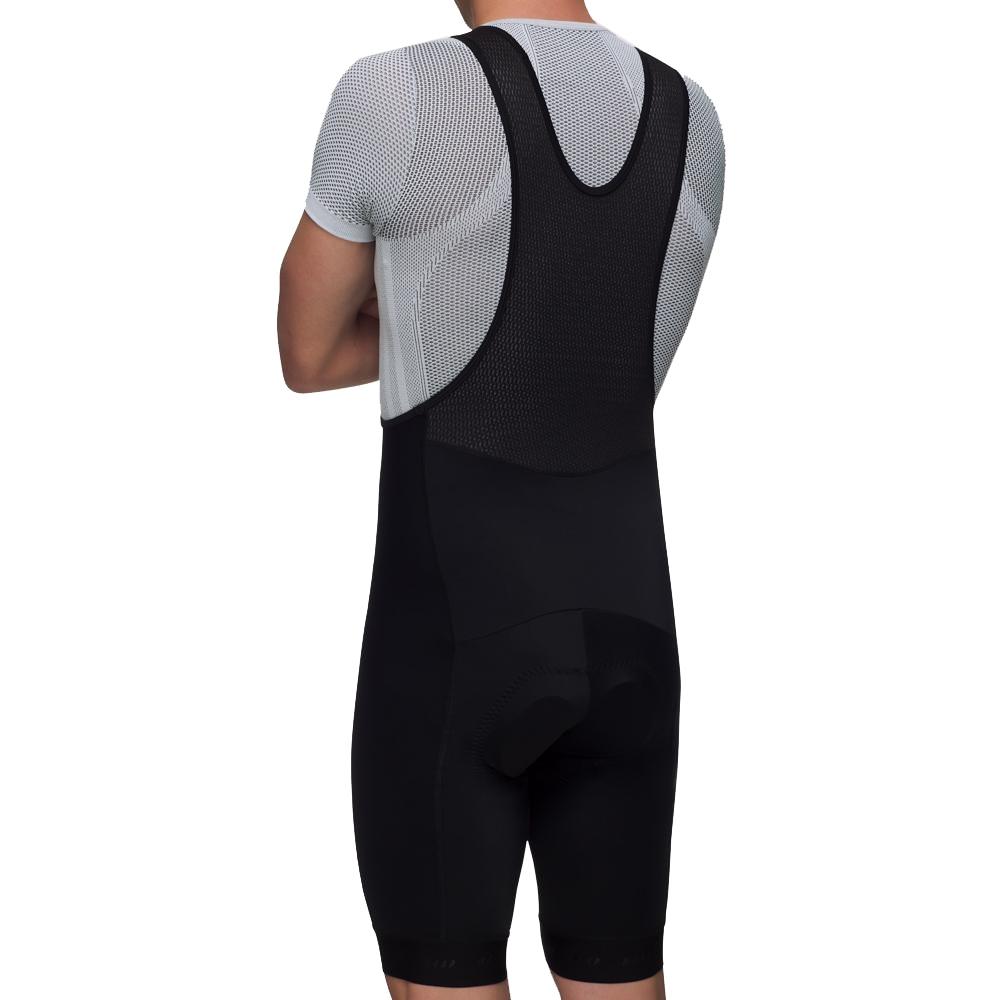 Image of MAAP Training Bib Short - black/white