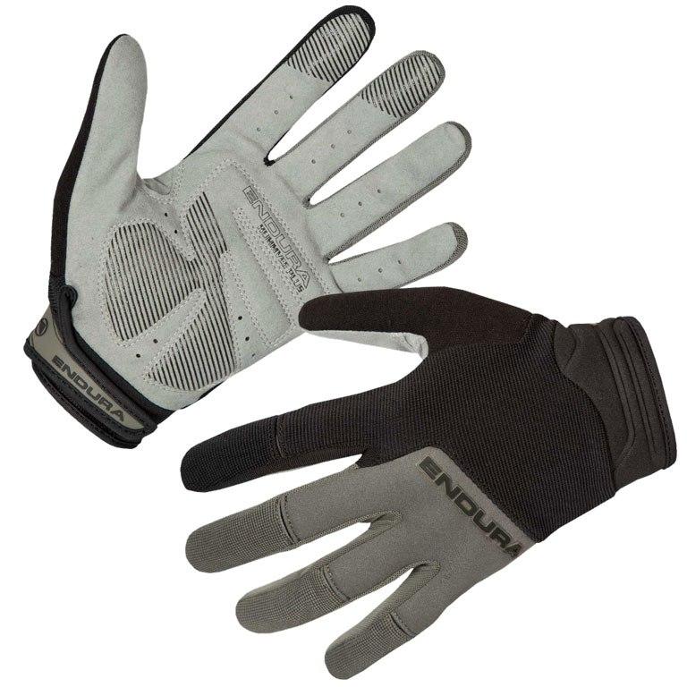 Produktbild von Endura Hummvee Plus Handschuh II - schwarz