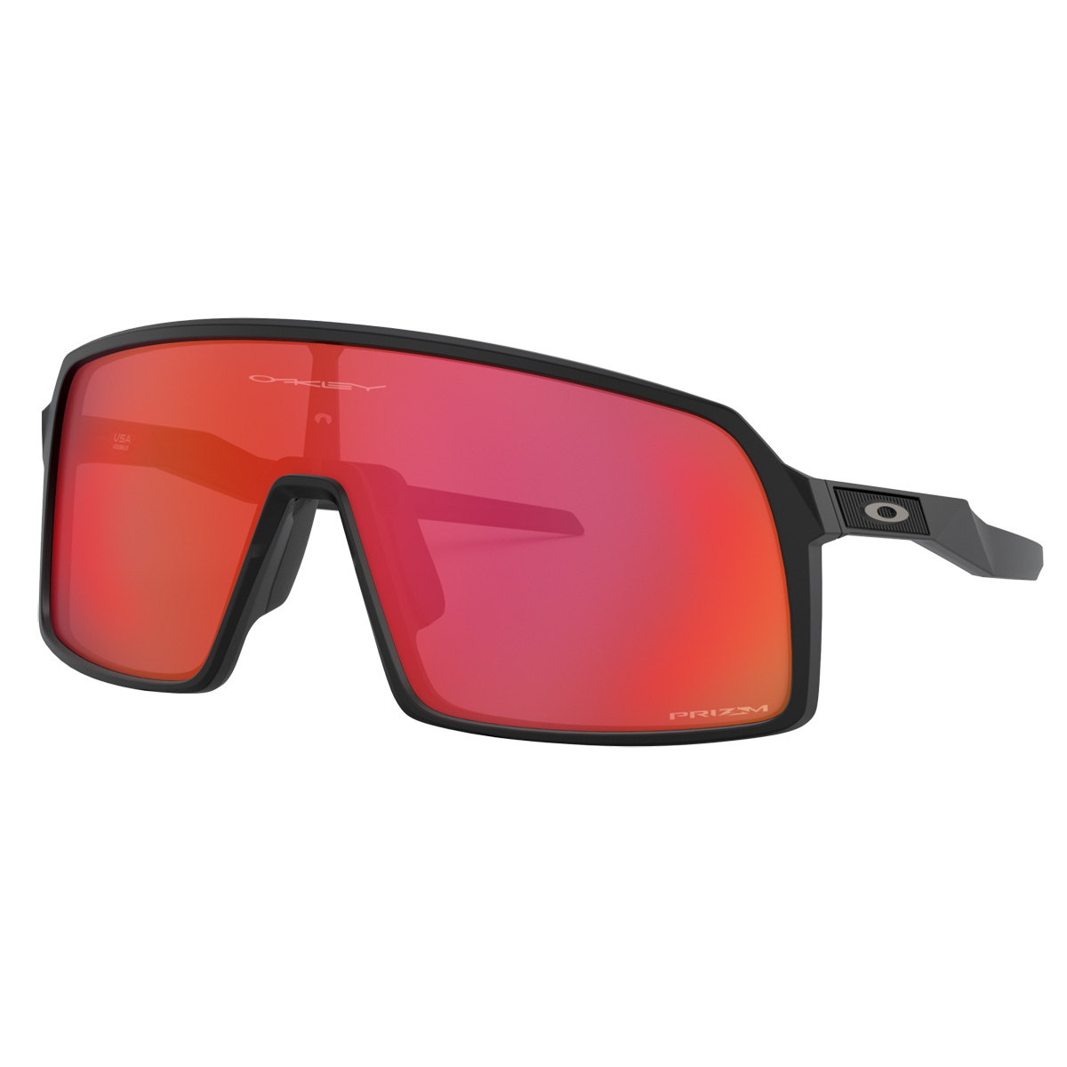 Foto de Oakley Sutro Gafas - Matte Black/Prizm Trail Torch - OO9406-1137