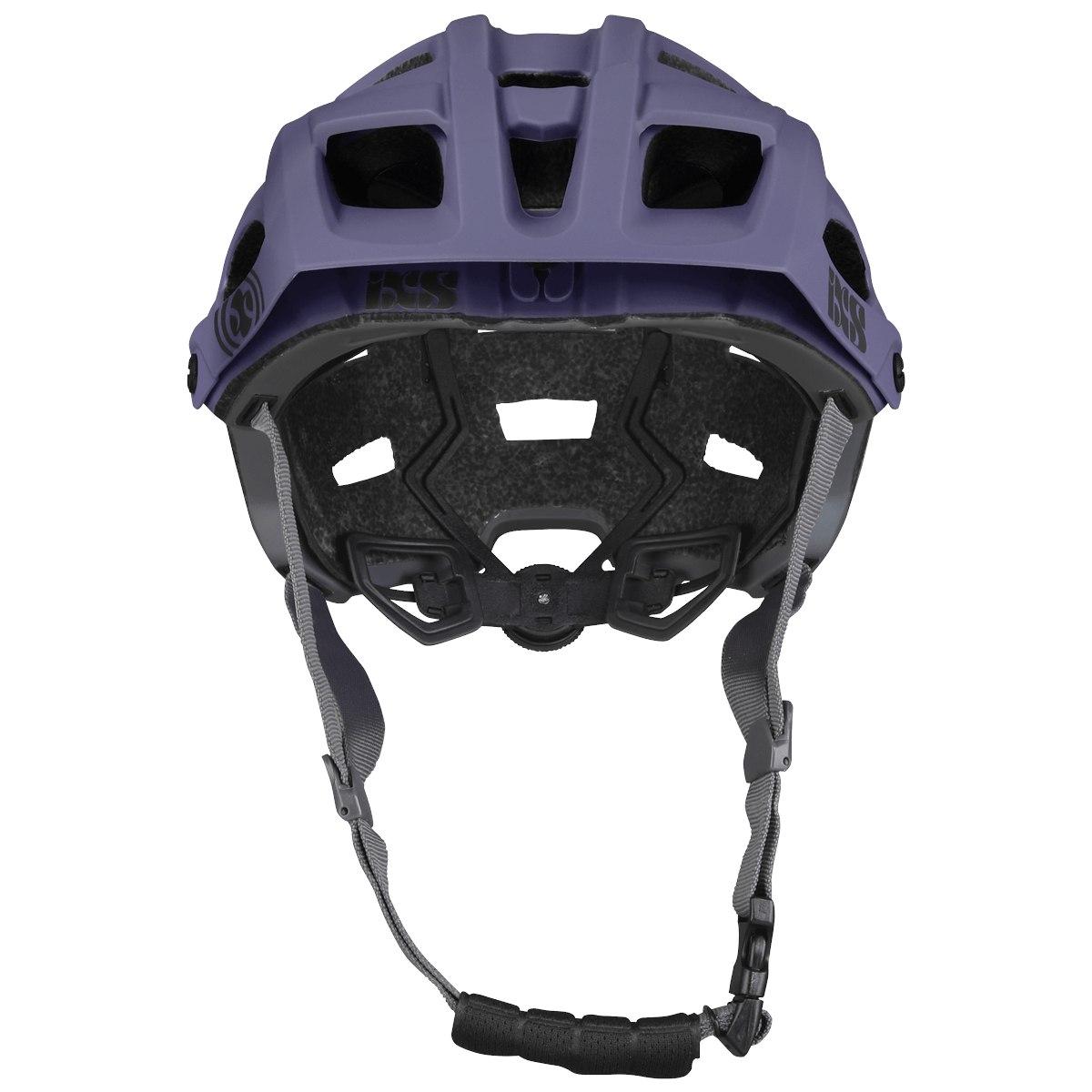 Image of iXS Trail EVO Helmet - grape
