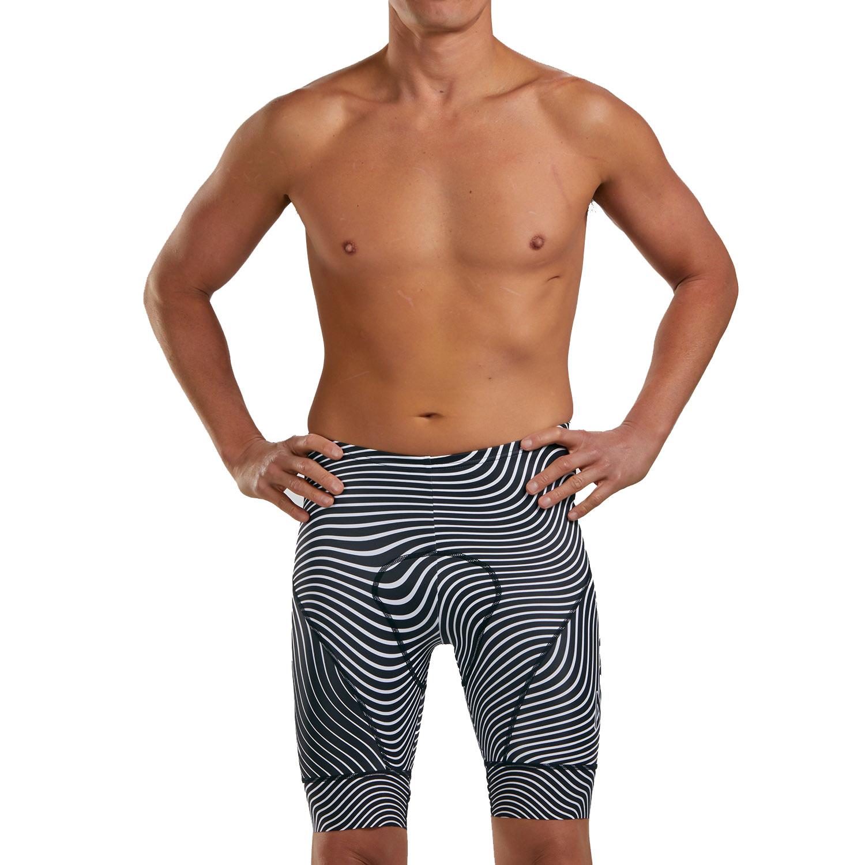 ZOOT LTD Pantalones cortos para bicicleta de carretera para hombres - tri love