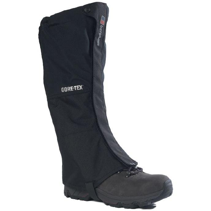 Image of Berghaus GTX® Gaiters - Black/Black B50