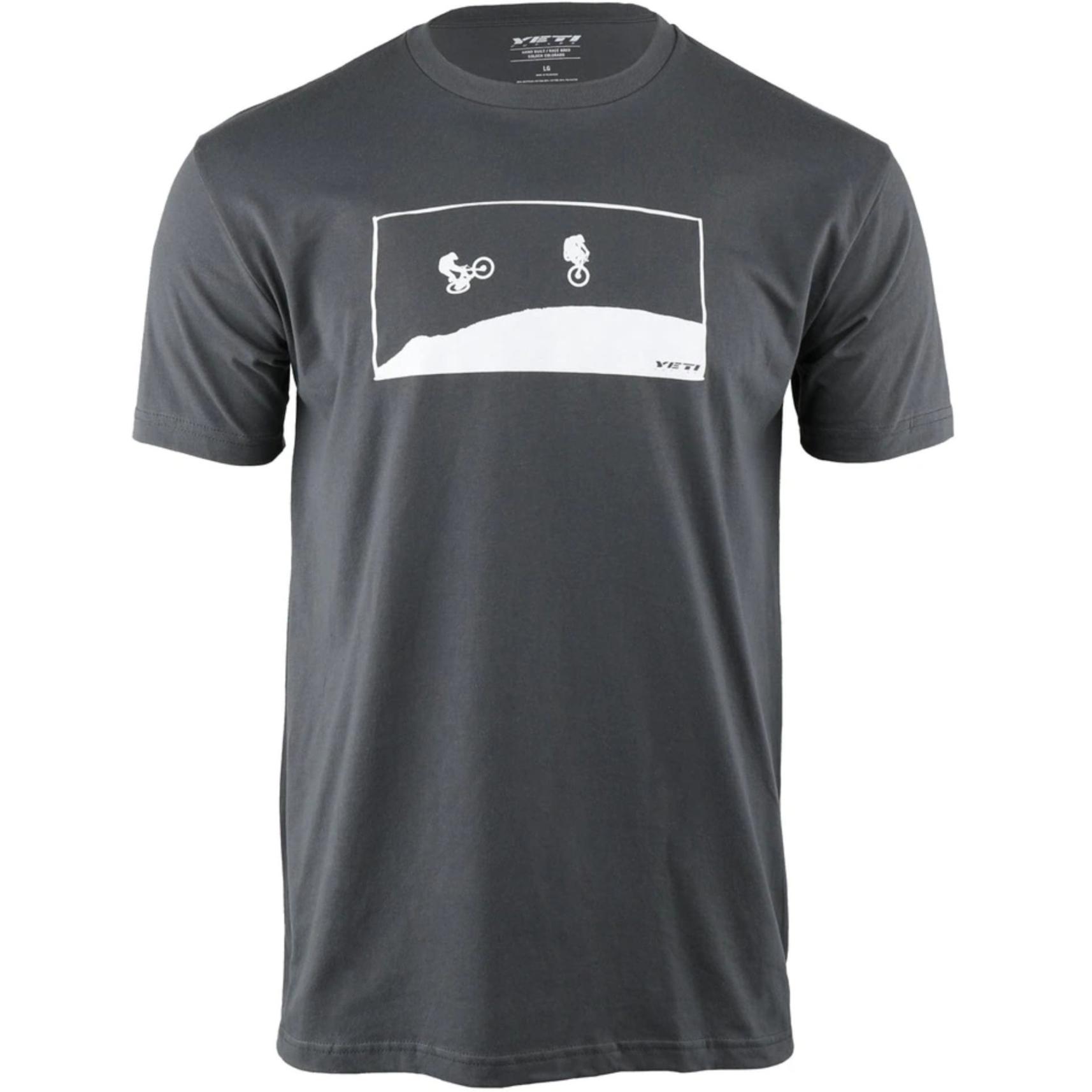 Bild von Yeti Cycles Float T-Shirt - Metal