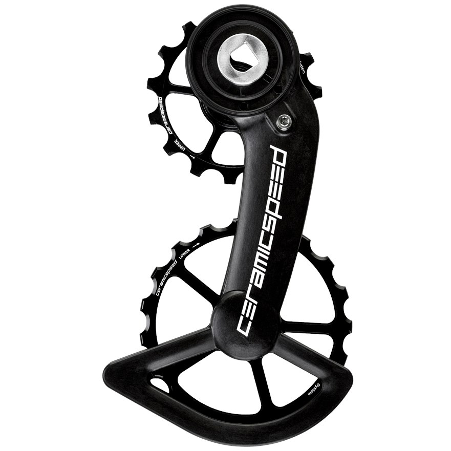 Image of CeramicSpeed OSPW Pulley Wheels for SRAM Red / Force AXS - black