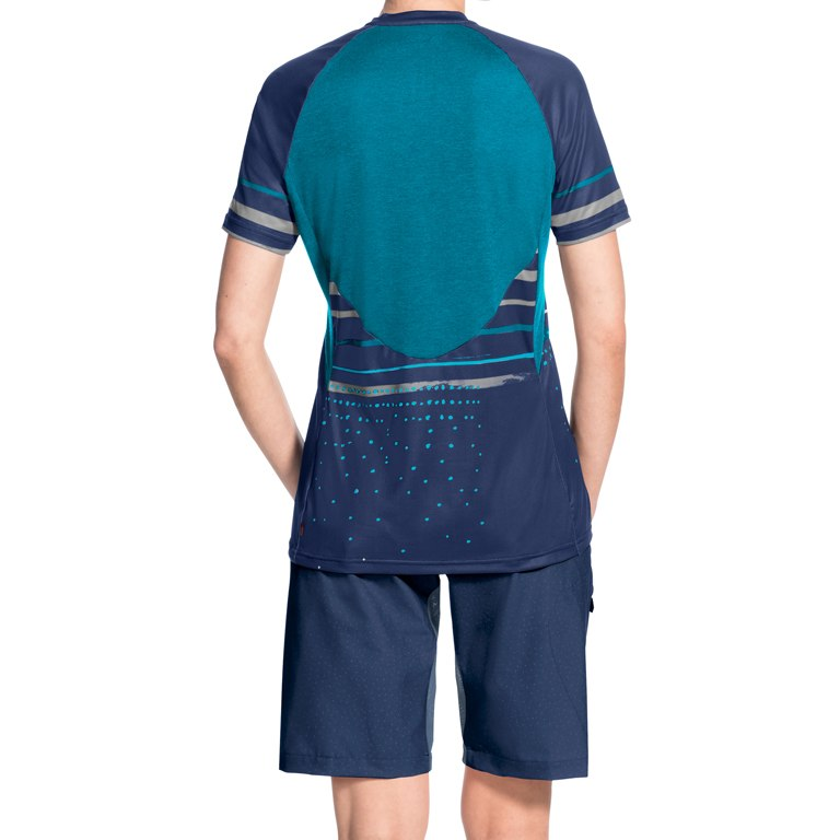 Image of Vaude Women's Ligure Shirt - sailor blue