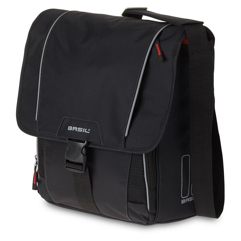 Basil Sport Design Commuter Bag - black