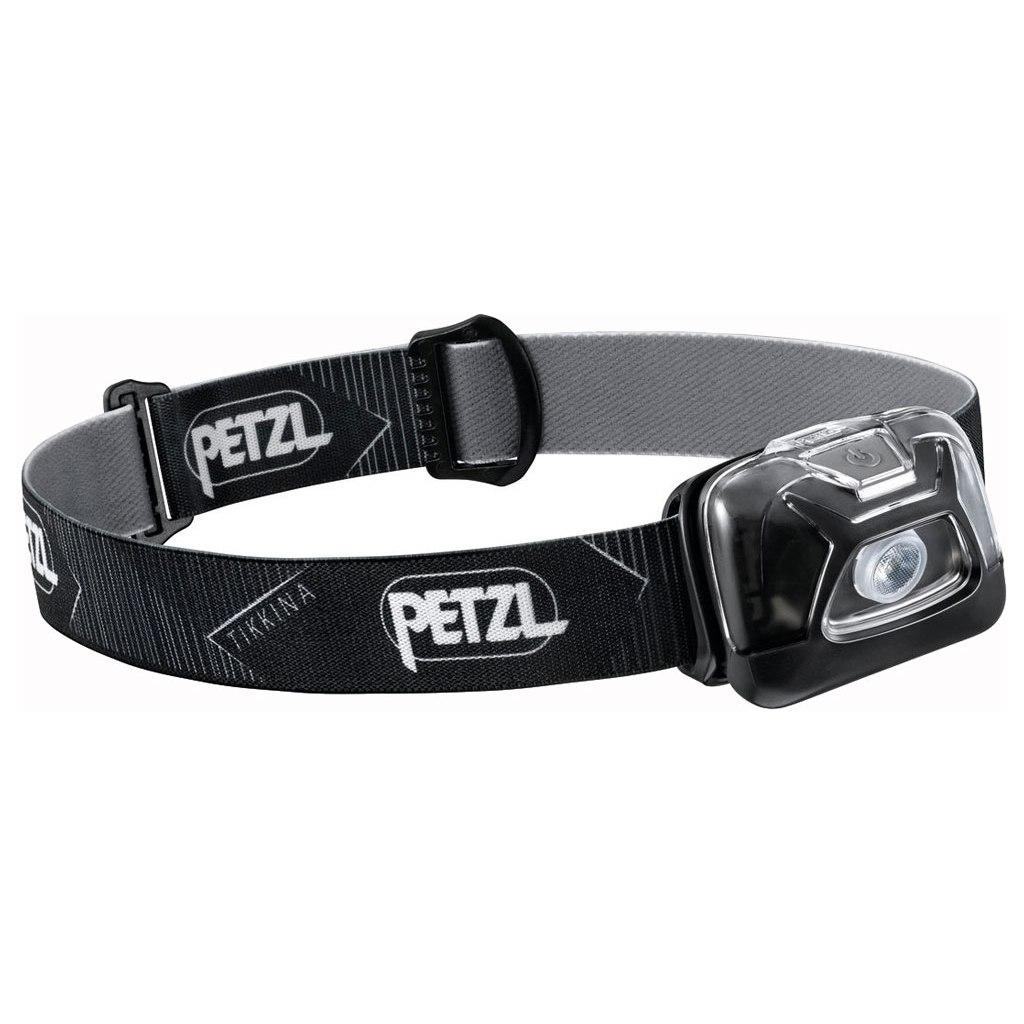 Produktbild von Petzl Tikkina Stirnlampe - schwarz