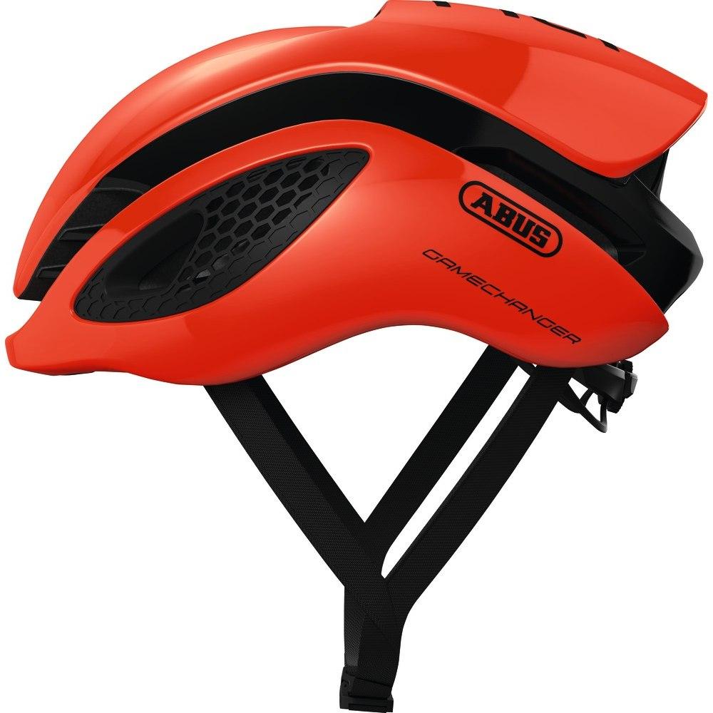 ABUS GameChanger Helmet - shrimp orange