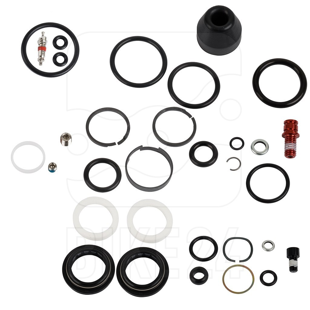 Foto de RockShox Service Kit Complete for SID / Reba Solo Air from 2013 A2 - A3 - 11.4018.018.001