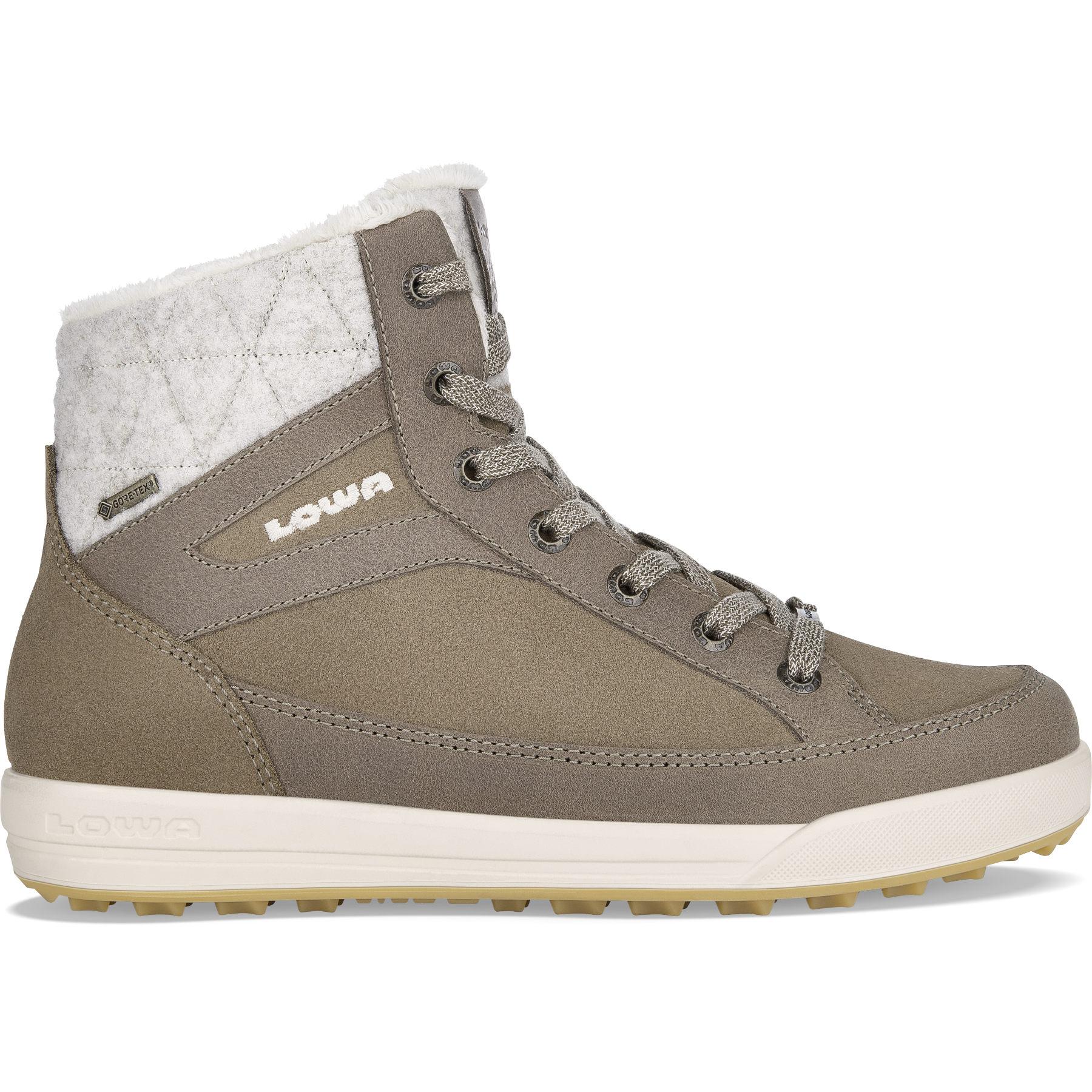 Image of LOWA Casara GTX Ws Womens Winter Shoe - stone