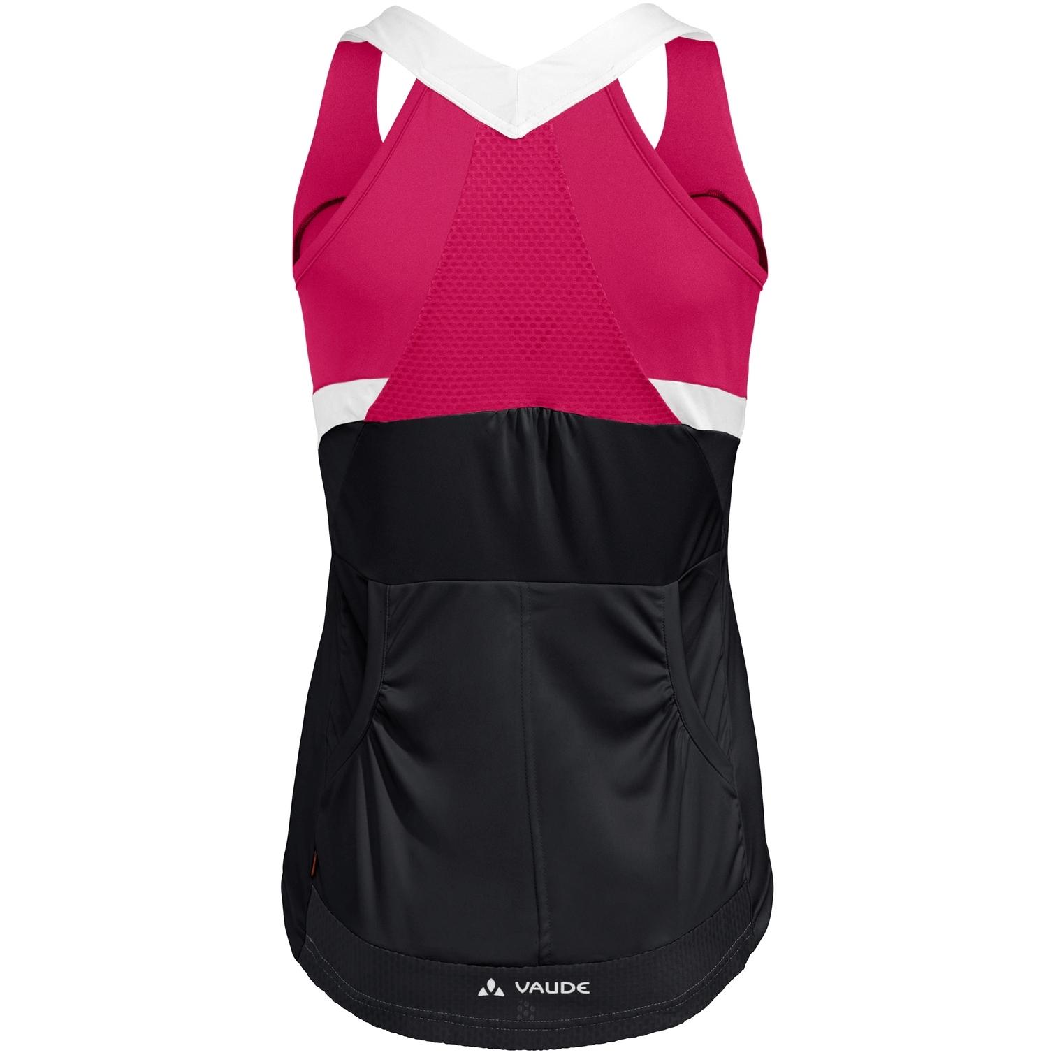 Bild von Vaude Advanced Top Damen - black/pink