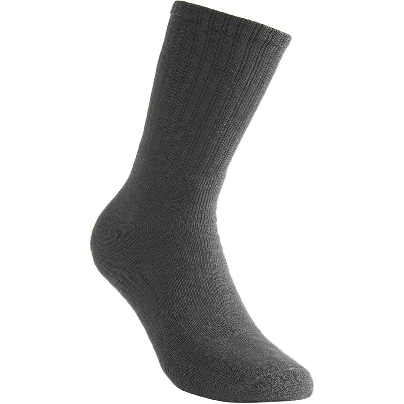 Woolpower Classic 200 Unisex Socken - grau