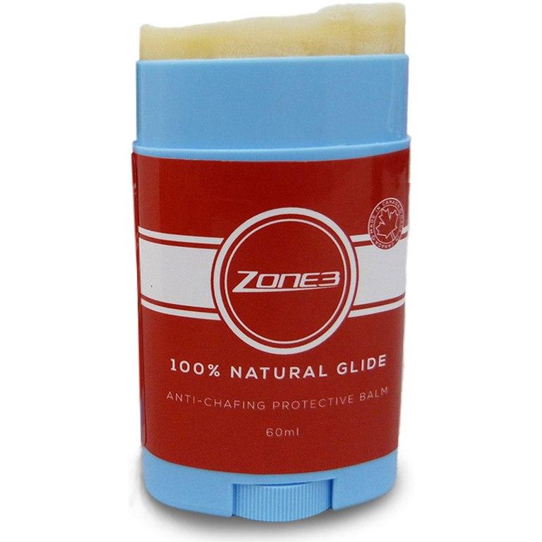 Bild von Zone3 100% Natural Glide Schutzstift gegen Wundscheuern 60ml