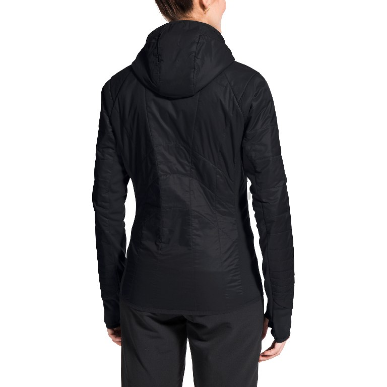 Image of Vaude Women's Sesvenna Jacket III - black