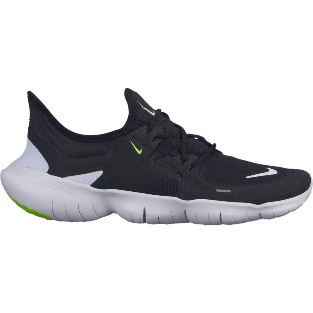 Nike Free RN 5.0 Women's Running Shoe - black/anthracite/volt/white AQ1316-003