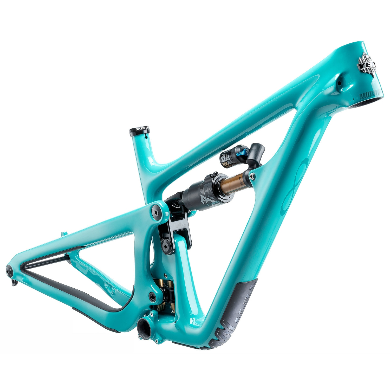 """Bild von Yeti Cycles SB150 - T-Series 29"""" Carbon MTB Rahmen - 2021 - Turquoise"""