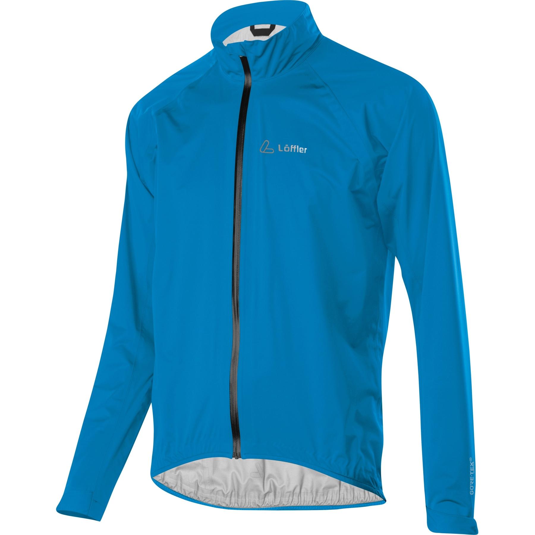Löffler Bike Jacke Prime GTX Active 21754 - blue lake 426