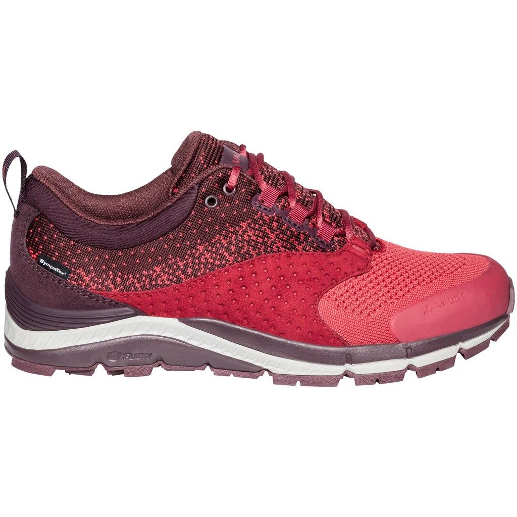 Vaude Women's TRK Lavik STX Shoe - red cluster