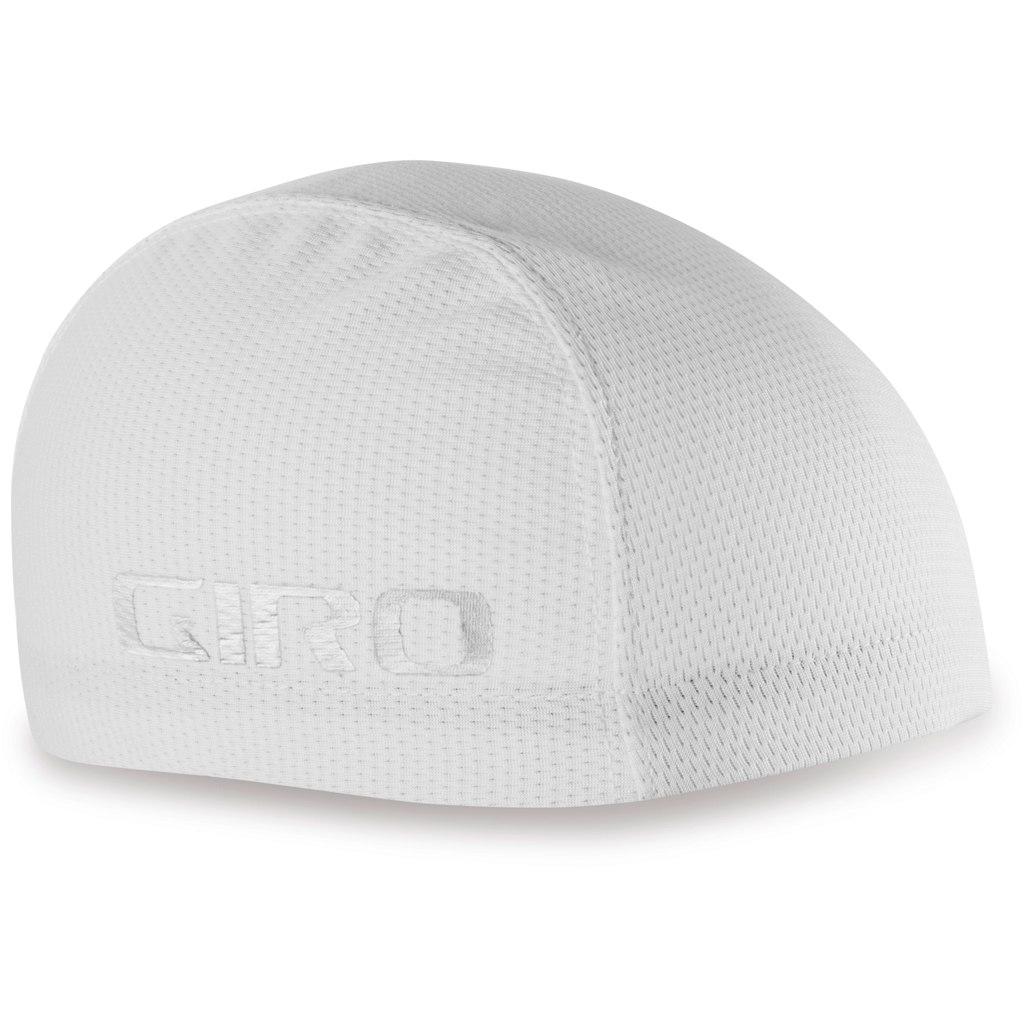 Giro SPF30 Ultralight Skull Cycling Cap - pure white