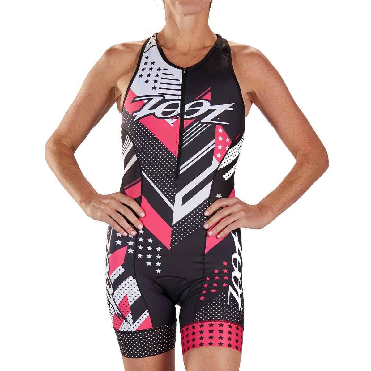 ZOOT Tri LTD Mono Ciclista Mujer - team '19