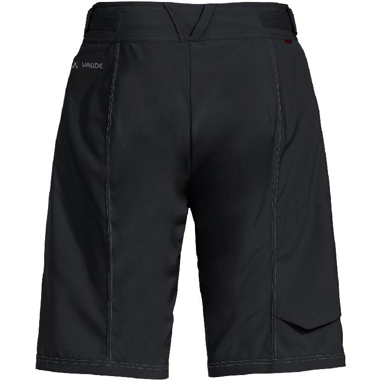 Image of Vaude Men's Ledro Shorts - black