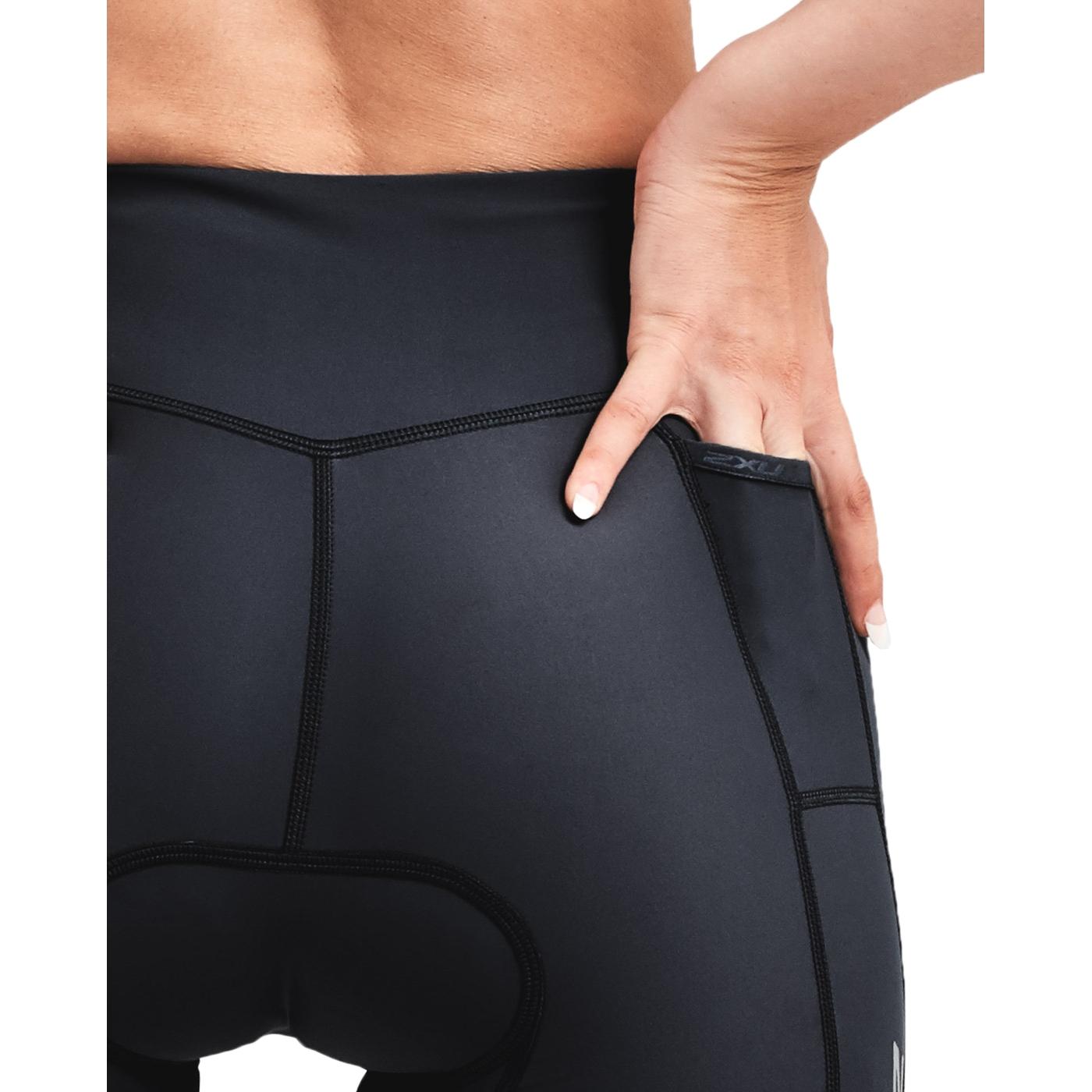 "Imagen de 2XU Perform Tri 7"" Pantalon corto - black/aque mirage"